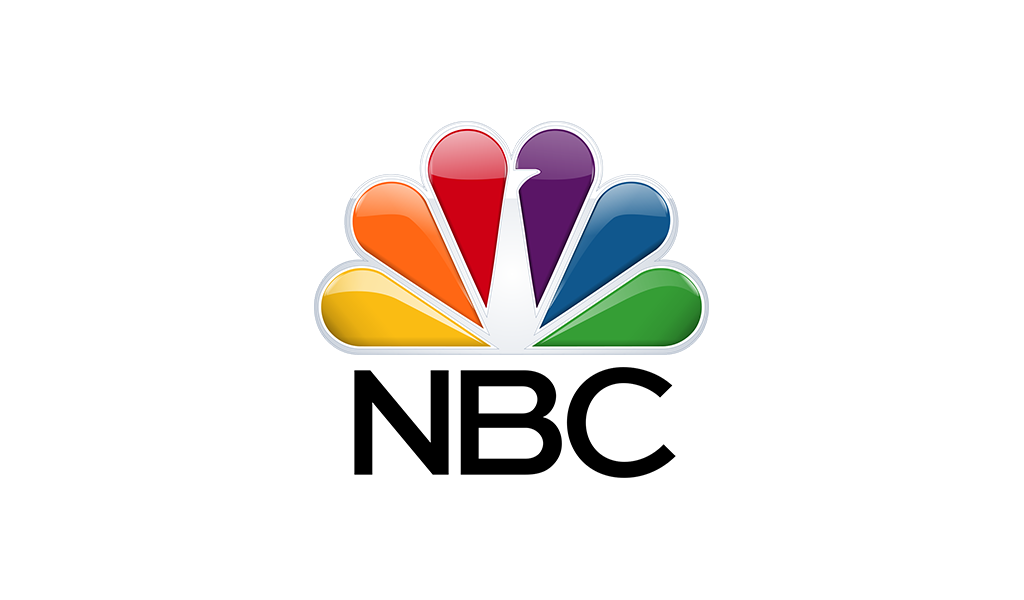 Negative Space Logo NBC