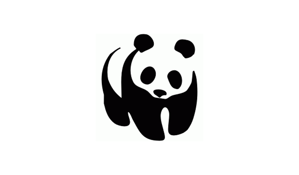 Negative Space Logo WWF
