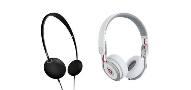 Example for headphones