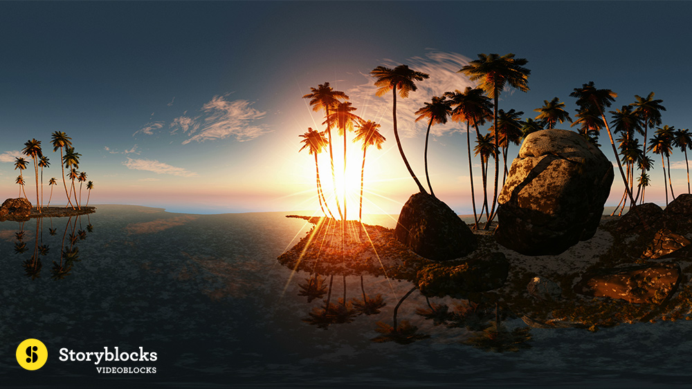 VideoBlocks Beach
