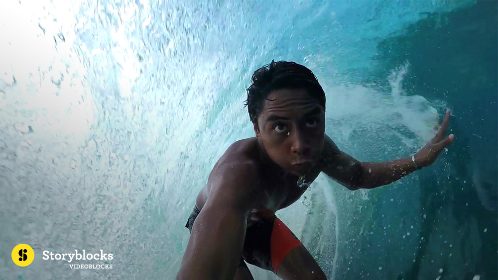 VideoBlocks Surf