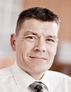 Ian Metcalfe, executive director of Brother International Europe