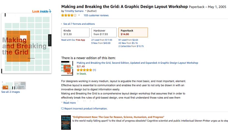 Making Breaking Grid