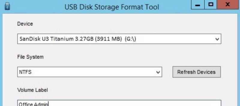 storage-format-tool