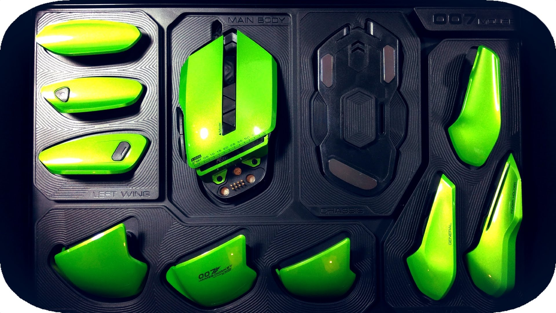 bf41934f17b The Craziest Gaming Mouse Ever? | 4K | TechnolAG