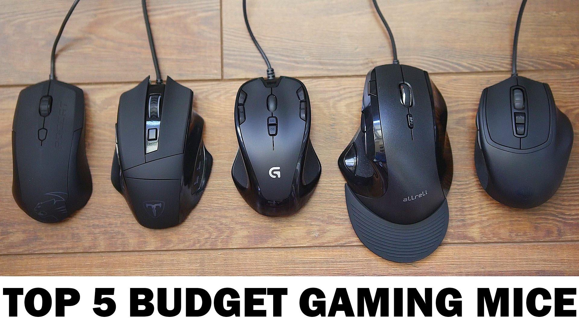 899e4a69a3f Top Five Budget Gaming Mice Under $30 (2016) | TechnolAG