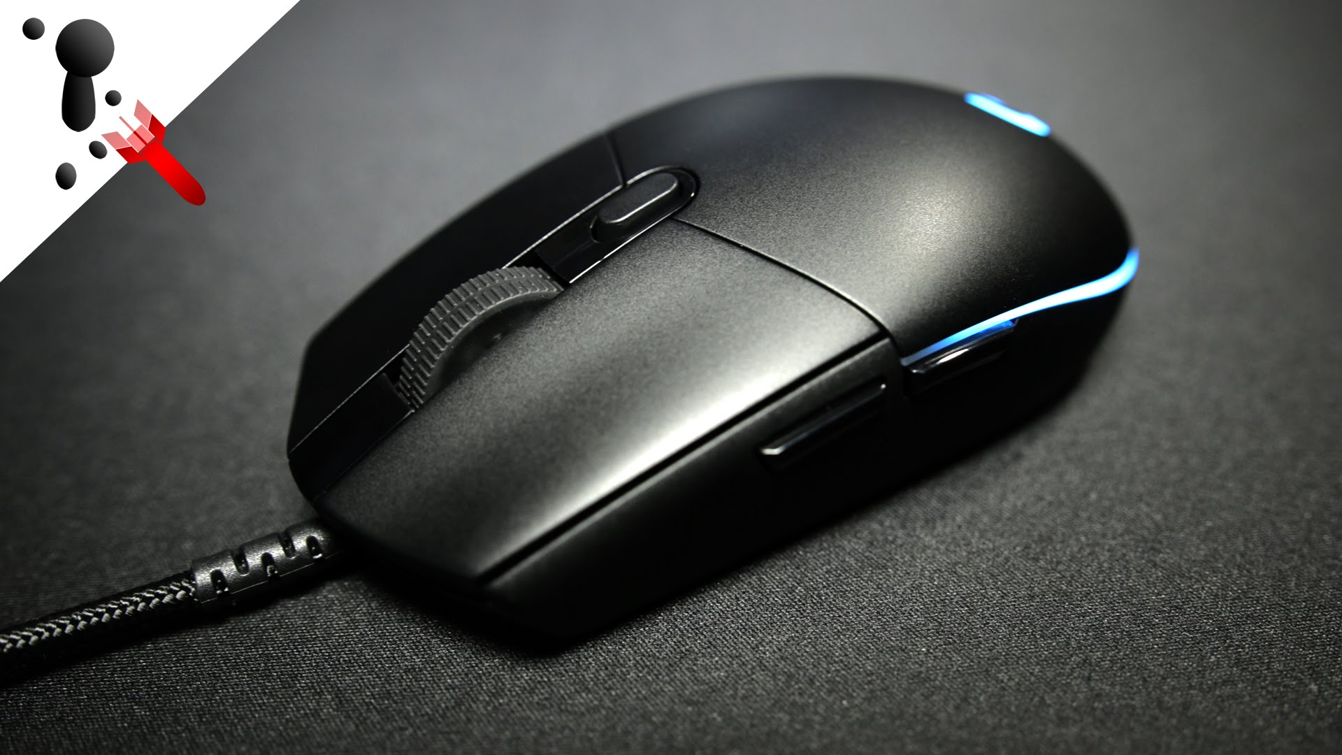 9952f3d3e9d Logitech G Pro Gaming Mouse Review by FPS Veteran | TechnolAG
