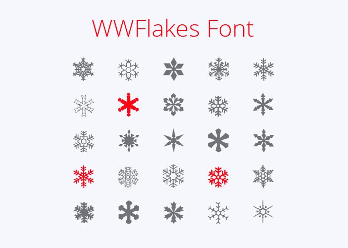 christmas fonts by WindWalker64