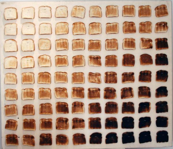 90 shades of toast