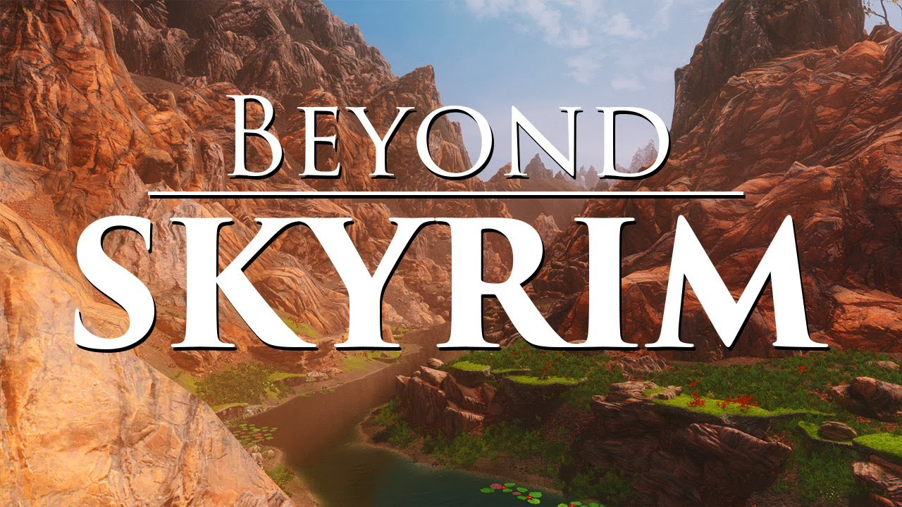 Skyrim's Most Ambitious Mod Ever – TechnolAG